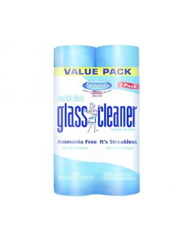 Sprayway Glass Cleaner 539g Twin Pack
