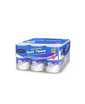 Member's Selection Soft & Strong Bath Tissue 24 Rolls