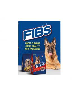 Fibs Dry Dog Food 50 lbs