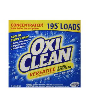 OxiClean Versatile Stain Remover 11 lbs 195 Loads