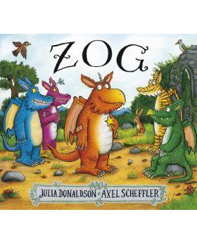 Zog by Julia Donaldson and Axel Scheffler