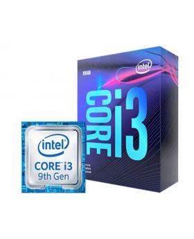 Intel Core i3 9100 3.6 GHz 4 Cores Processor