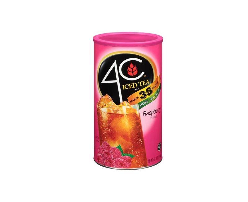 4C Raspberry Tea Mix 87.9oz
