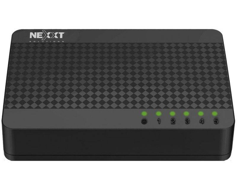 Nexxt Solutions Connectivity Fast Ethernet  5 ports