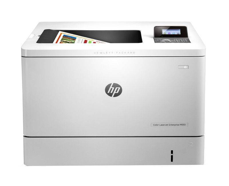 HP Color LaserJet Enterprise M553dn - Printer - color