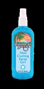 Caribbean Breeze Aloe Cooling Spray Gel