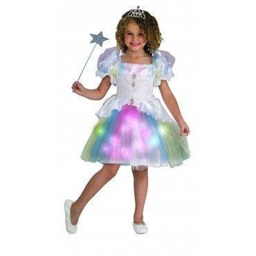 Rainbow Ballerina Costume