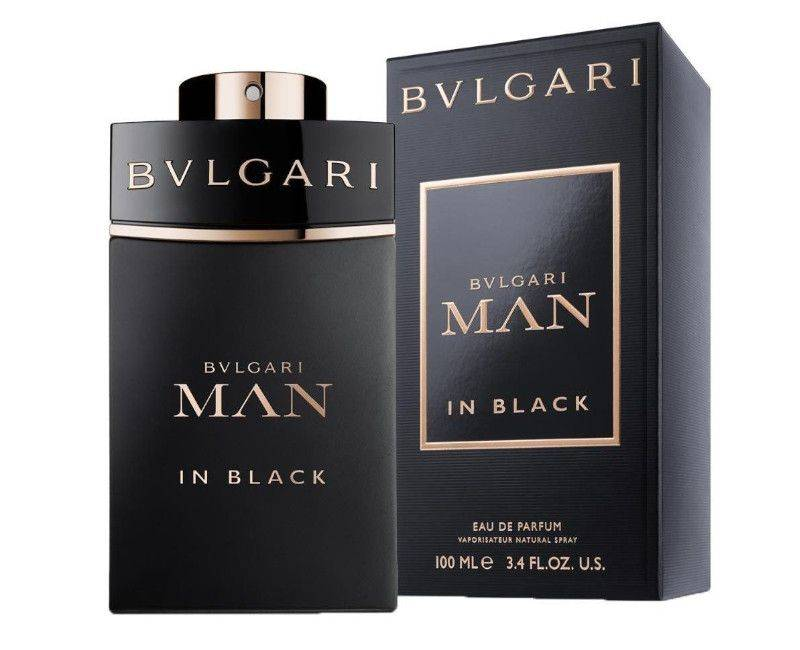 Bvlgari Man in Black Eau De Parfum 100ml Cologne