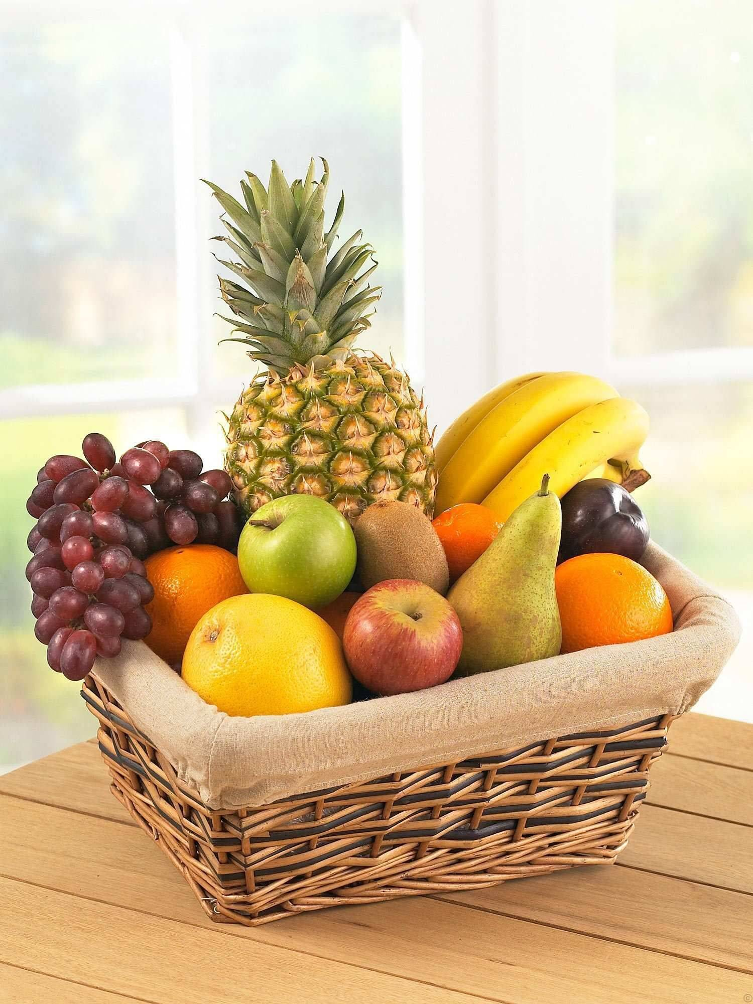 Ultimate Fruit Basket