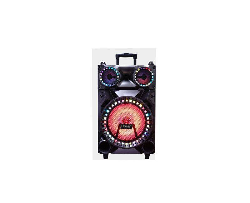 "Organic Electronics AL 1050 10"" Subwoofer Trolley With Wheels"
