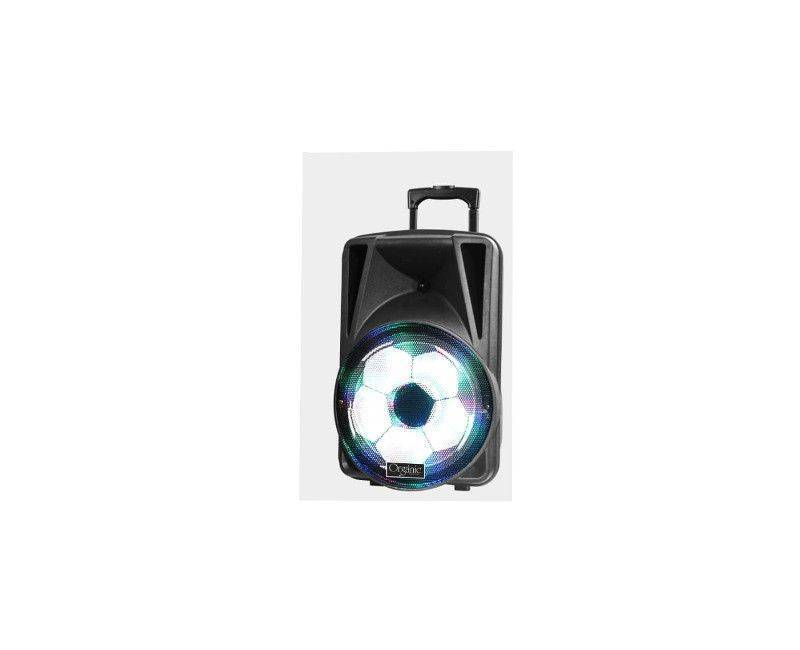 """Organic Electronics AL 1532 15"""" Subwoofer with 1500W Output"""