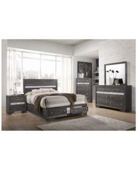 Andrew 6 Pieces Queen Size Bedroom Set