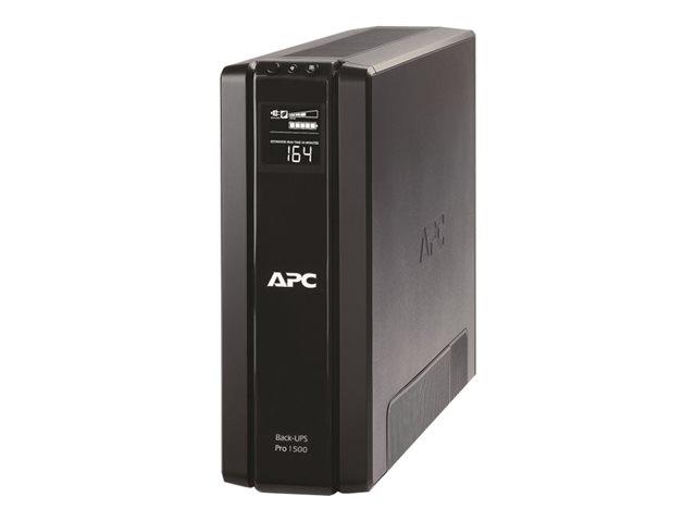APC Back-UPS Pro 1500 - UPS - AC 120 V