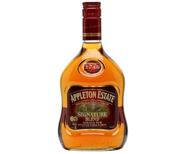 Appleton Estate Signature Blend Jamaican Rum 750ml