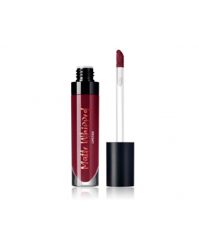 Ardell Matte Whipped Liquid Lipstick - Smokin' Haute (Merlot)