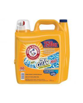 Arm & Hammer Liquid Laundry Detergent 250oz