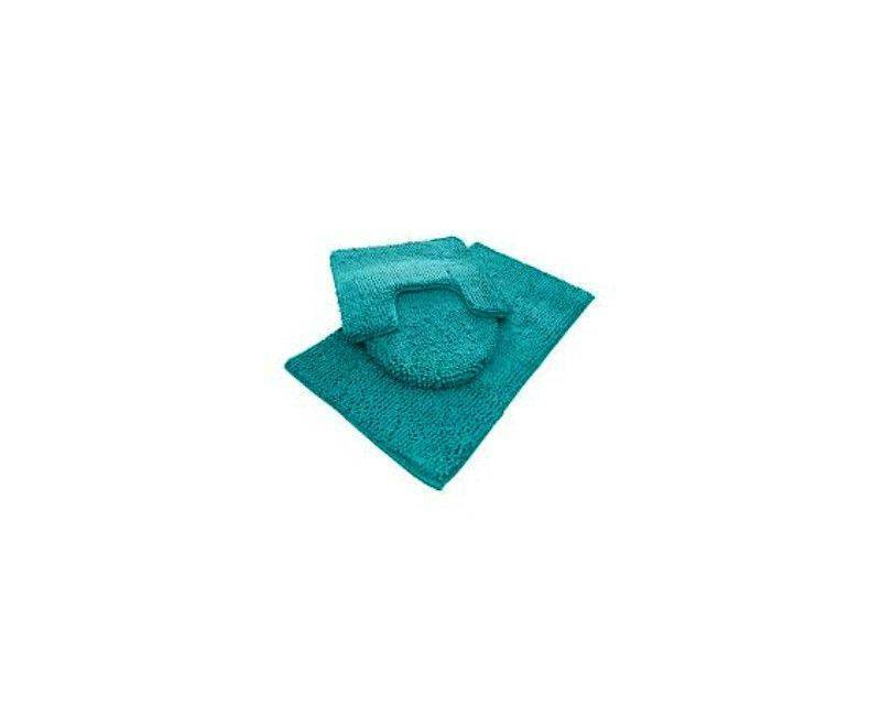 Baja 3pc Polyester Bath Rug Set