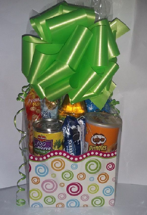 Happy Teacher's Day Small Goody Basket