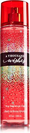 Bath & Body Works A Thousand Wishes Fine Fragrance Mist