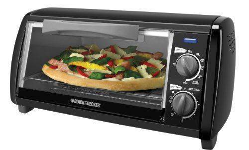 Black & Decker TO1420B 4-Slice Toaster Oven