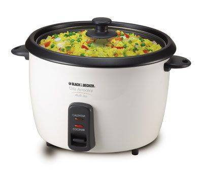 Black and Decker Rice Cooker RC900