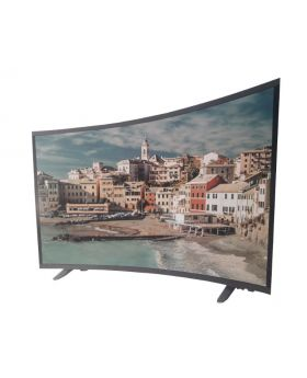 Black Star 4K-UHD Curved LED 50 Inch Smart LED TV