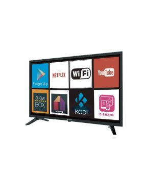 Blackpoint Elite 43 Inch 8GB Memory Smart Tv