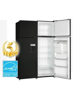Blackpoint Elite 12 Cu.Ft. Black Frost Refrigerator with Water Dispenser