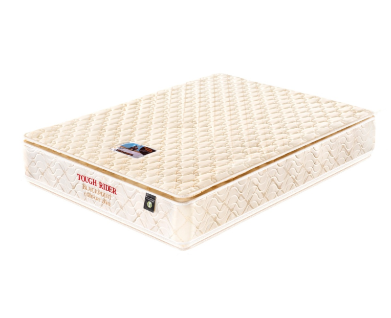 Blackpoint Tough Rider Double Pocket Spring Mattress