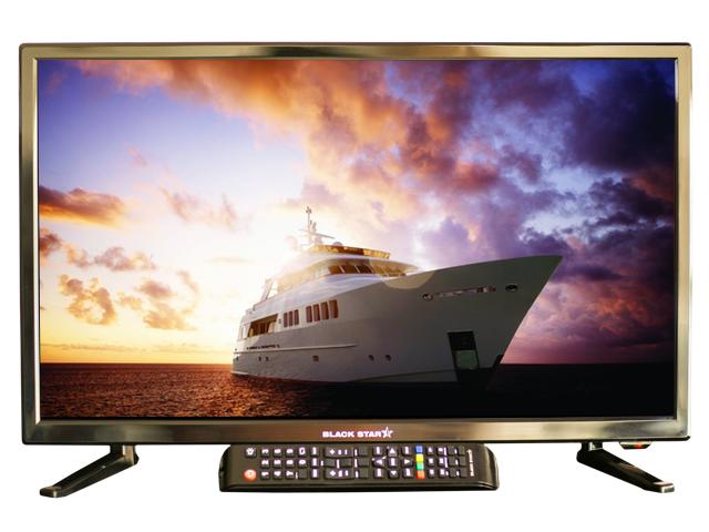 """Blackstar 32"""" Smart TV front"""