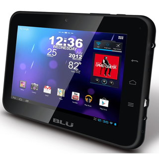 Blu Touch Book Tablet