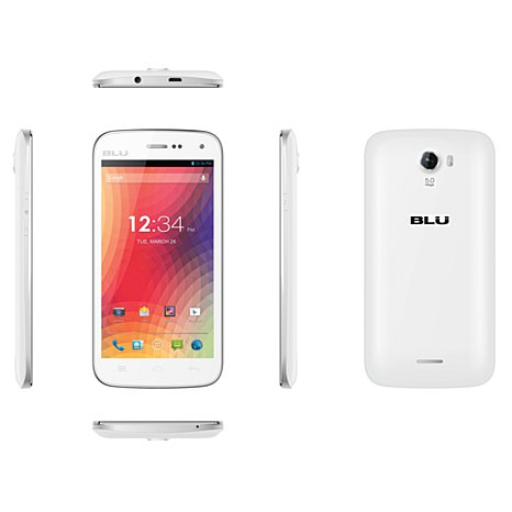 Blu Studio 5.0 II Cellphone (White)