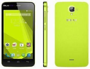 Blu Studio C Mini Phone (Yellow)