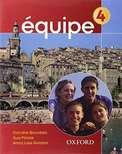 Equipe: Student's book Pt. 4
