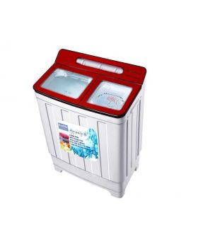 BP15TTW-ST-GL Blackpoint 11kg Single Tub Washing Machine with Glass Top