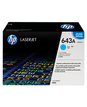 HPc Q5951A Cyan Toner  10000 pages