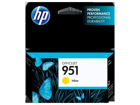 HP 951 Yellow Original