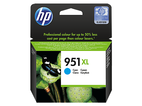 HPc 951 XL Cyan Officejet