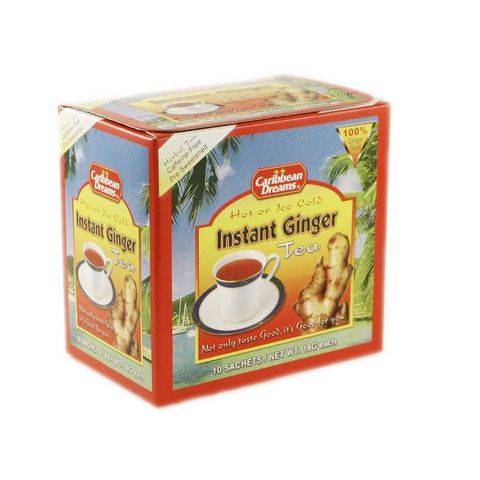 Carib Dreams Ginger Tea 4/10ct