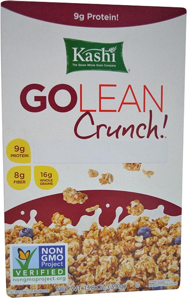 Kelloggs Kashi Go-Lean Crunch Cereal  391 Gram