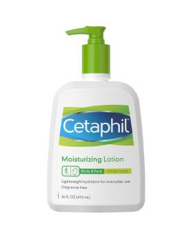 Cetaphil Moisturizing Lotion Face and Body 16 Fl.Oz.