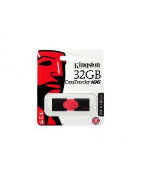 Kingston DataTraveler 106 - USB Flash Drive - 32 GB Kingston in package