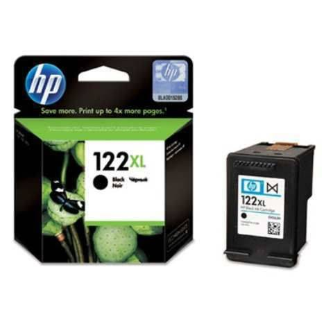 HPc CH563HL #122XL Black Ink 480 pages