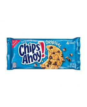 Chips Ahoy Original Cookies 1.55 Oz.