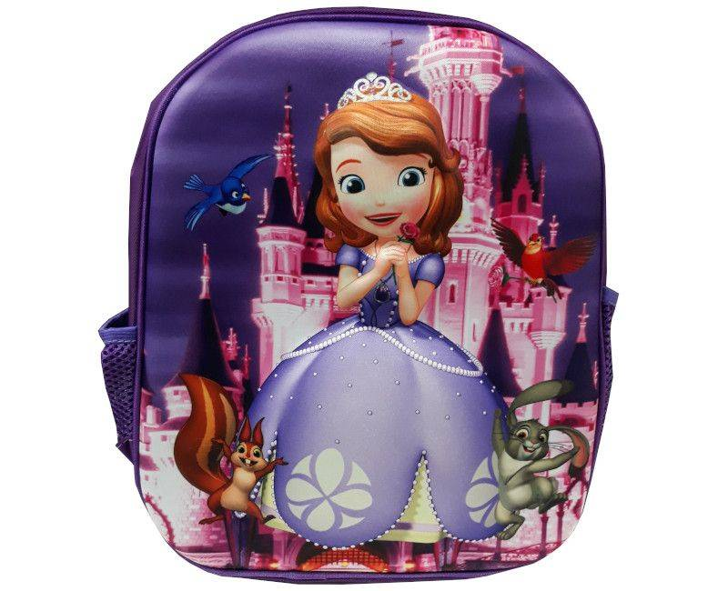 Little Kids Cinderella Character School Bag