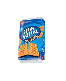 Nabisco Club Social Original 234 g 3 Pack