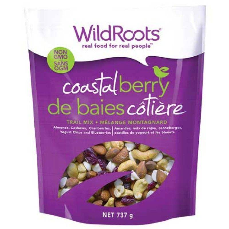 WildRoots Coastal Berry Blend Trail Mix 737 g
