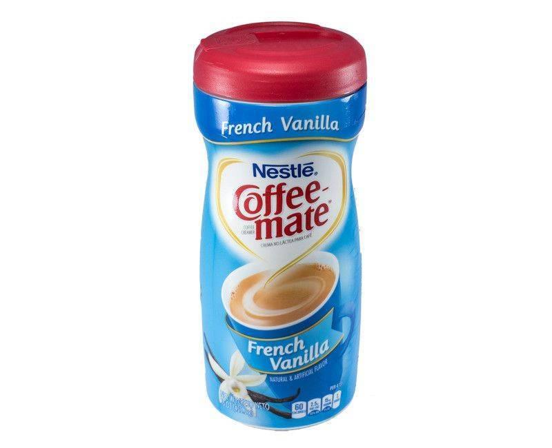 COFFEE MATE French Vanilla Powder Creamer 425.2g Bottle