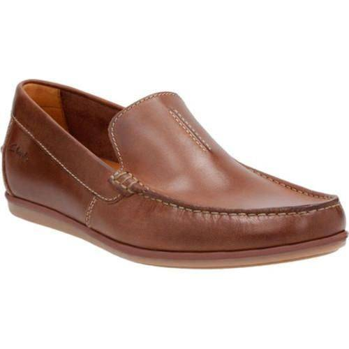 Clarks Bristow Race Driving Shoes in Cognac for Men -9.5