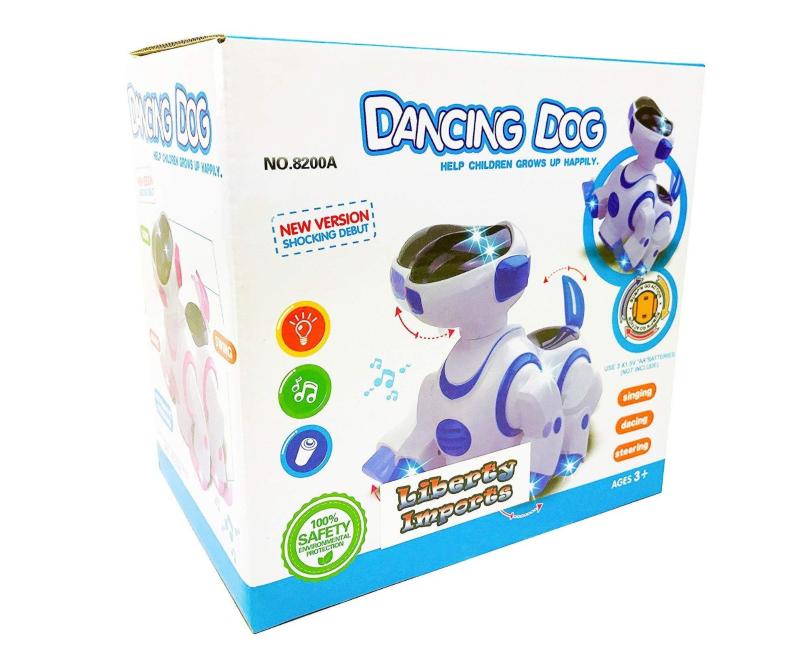 Dancing Dog Bump'N Go